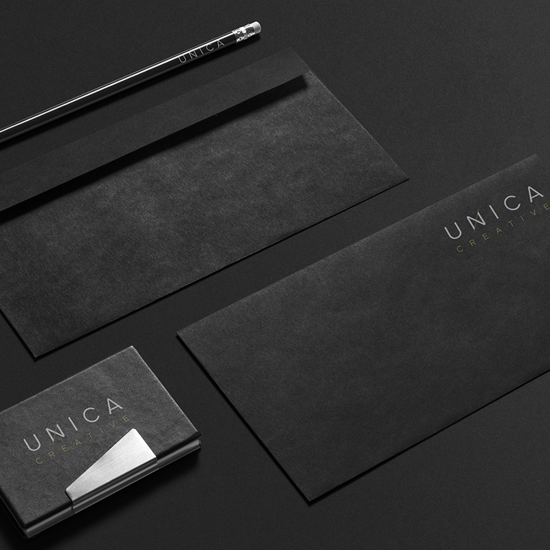 unica-about-us-stationery